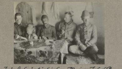 Photo of YABANCI ARŞİVLERDEN – OSMANLI 1917 –  1918